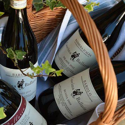 Gourmet-Weinprobe am 20.10.2017 mit Weinen von Cascina Ballarin