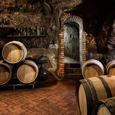 Gourmet-Weinprobe mit den Spitzenweinen von Cantine del Notaio am 27. und 28.04.2018