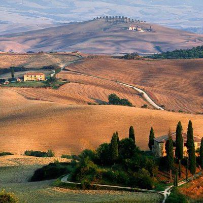 Weinprobe Toskana